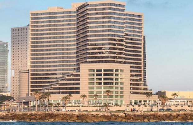 фото отеля InterContinental David Tel Aviv изображение №1