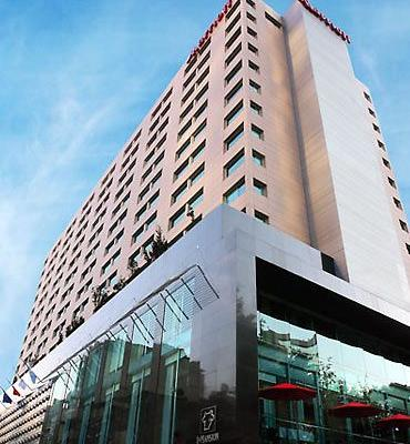 фото Mexico City Marriott Reforma изображение №22