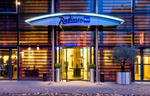 фото отеля Radisson Blu Paris Boulogne изображение №1