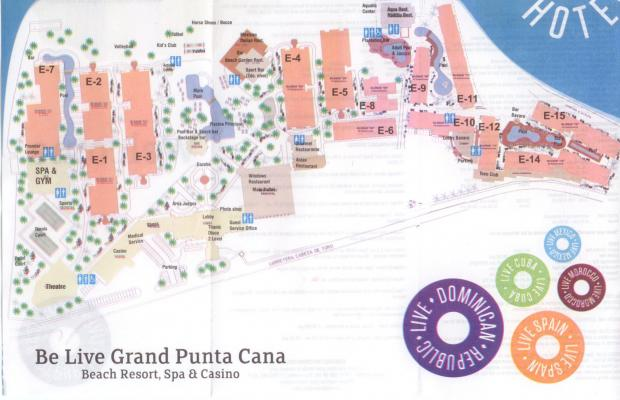 фото Be Live Collection Punta Cana (ex. Be Live Grand Punta Cana, Grand Oasis Punta Cana) изображение №2