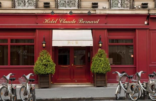фотографии Hotel Claude Bernard Saint Germain Paris изображение №16