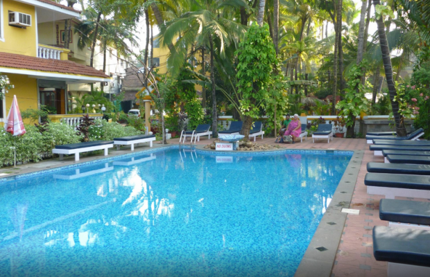 фото отеля Sao Domingos hotel Goa изображение №1
