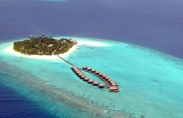фотографии отеля Island Hideaway at Dhonakulhi Maldives Spa Resort and Marina изображение №19