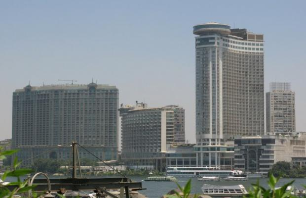 фото отеля Grand Nile Tower (ex.Grand Hayatt Cairo) изображение №1