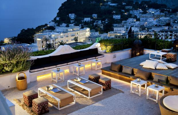 фото отеля Capri Tiberio Palace (ex. Jw Marriott Capri Tiberio Palace Resort Spa) изображение №85