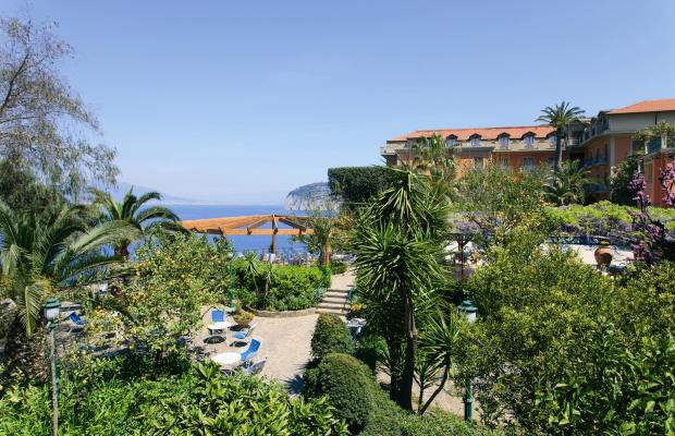 фотографии отеля Grand Hotel Ambasciatori Sorrento изображение №7