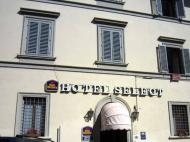 Holtel Select Florence (ex. Best Western Hotel Select), 3*