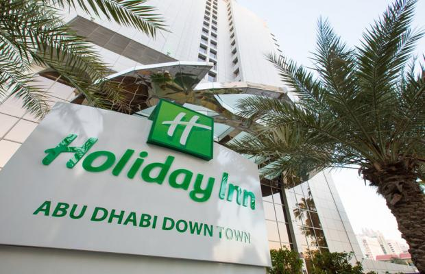 фото Holiday Inn Abu Dhabi Downtown (eх. Sands Abu Dhabi) изображение №14
