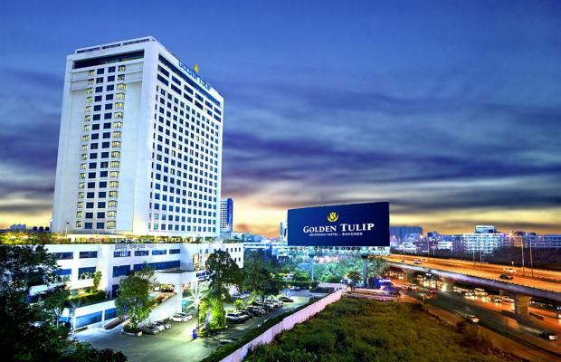 фото отеля Golden Tulip Sovereign Hotel Bangkok изображение №1