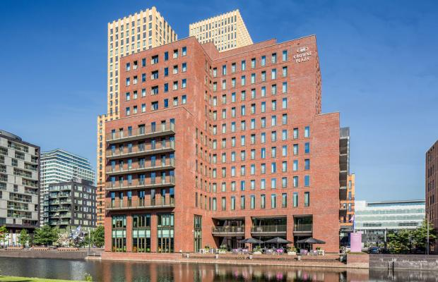 фото отеля Crowne Plaza Amsterdam South изображение №1