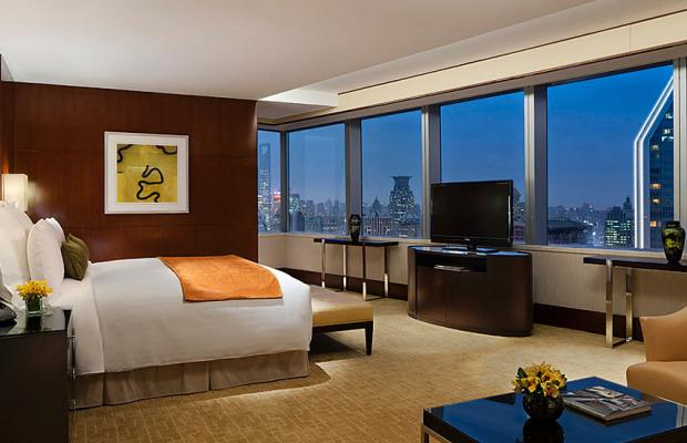 фотографии Shanghai Marriott Hotel City Centre изображение №8