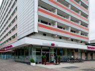 Mercure Berlin Alexanderplatz (ex. Agon am Alexanderplatz), 3*