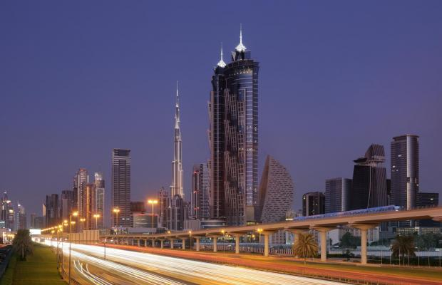фото JW Marriott Marquis Dubai изображение №6
