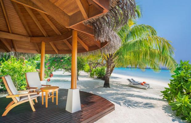 фотографии отеля Sheraton Maldives Full Moon Resort & Spa изображение №31