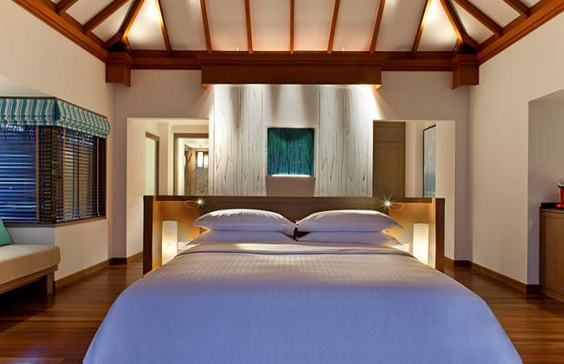 фотографии отеля Sheraton Maldives Full Moon Resort & Spa изображение №35