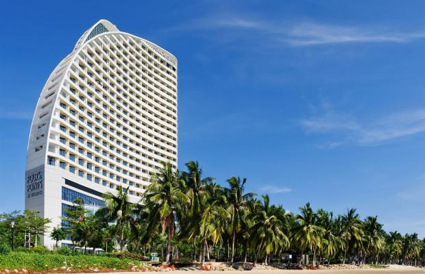фотографии Four Points by Sheraton Hainan изображение №44