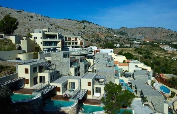 фото отеля Lindos Blu Luxury Hotel & Suites изображение №1