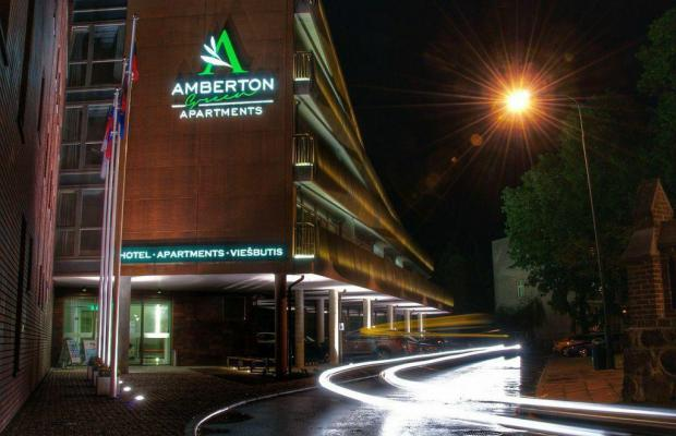 фото отеля Amberton Green Apartments Hotel изображение №21