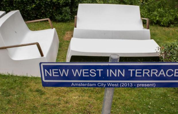 фото New West Inn Amsterdam (ex. Tulip Inn City West) изображение №2