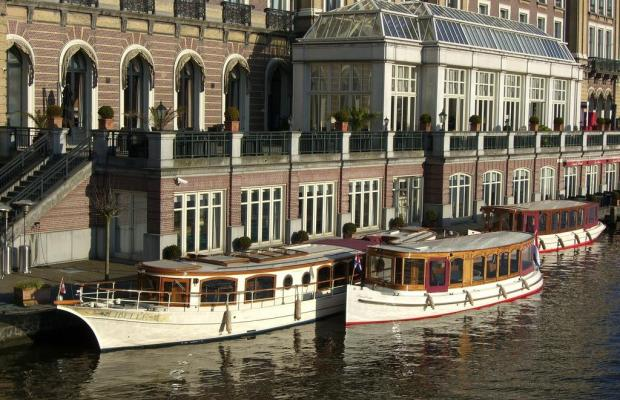 фотографии отеля InterContinental Amstel Amsterdam изображение №3