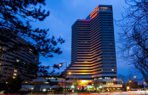 фотографии отеля Leonardo Royal Hotel Frankfurt (ех. Holiday Inn Frankfurt City South) изображение №7