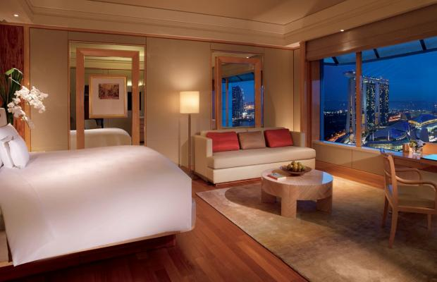 фотографии отеля The Ritz-Carlton Millenia Singapore изображение №7