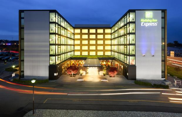 фотографии Holiday Inn Express Zurich Airport изображение №32