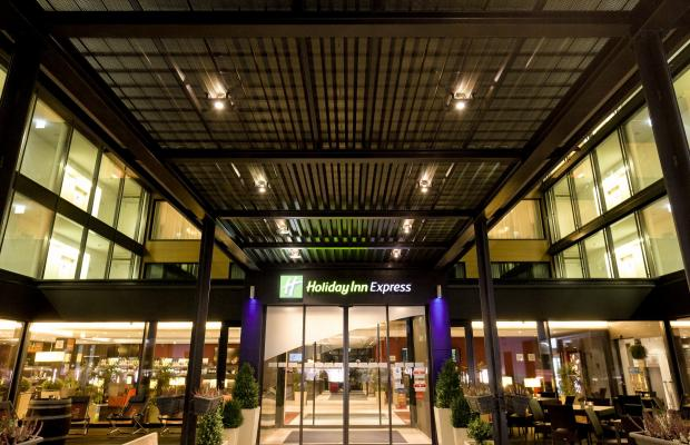 фотографии отеля Holiday Inn Express Zurich Airport изображение №31