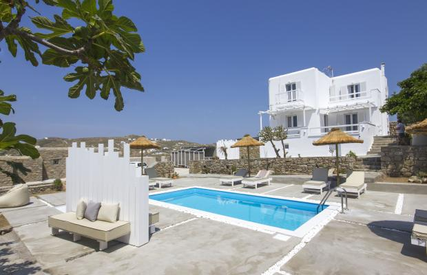 фотографии The A Hotel by Mykonos Arhontiko изображение №4