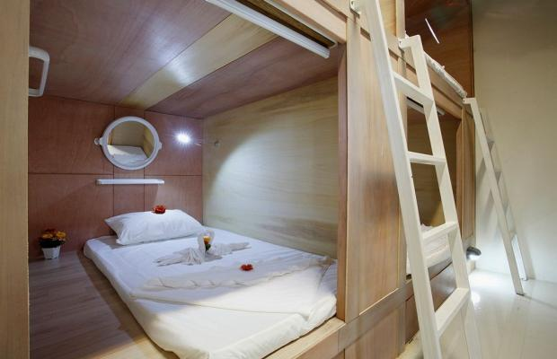 фото отеля WhyNot Backpackers Capsule Hostel (ех. Capsule Hotel & Sauna) изображение №13