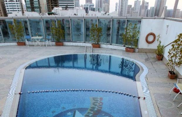 фотографии отеля Grand Excelsior Sharjah (ex. Holiday Inn Sharjah) изображение №3