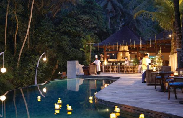 фотографии отеля Four Seasons Resort Bali at Sayan изображение №39
