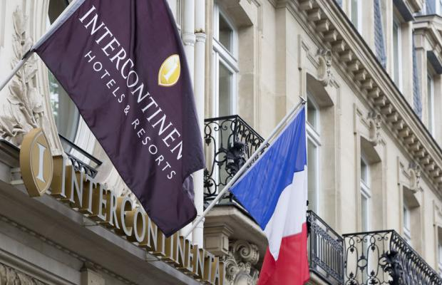 фото отеля InterContinental Paris Avenue Marceau изображение №21