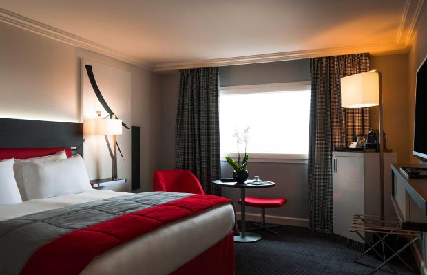 фотографии отеля Mercure Paris CDG Airport & Convention (ex. Pullman Paris Charles De Gaulle Airport) изображение №15