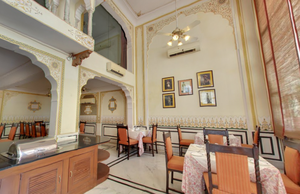 фотографии отеля Mandawa Haveli изображение №11