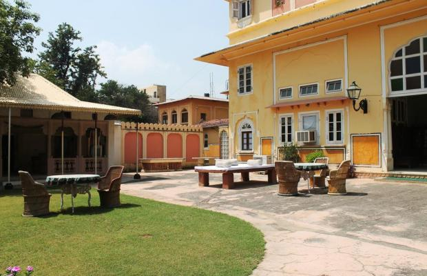 фотографии отеля Naila Bagh Palace Heritage Home Hotel изображение №11