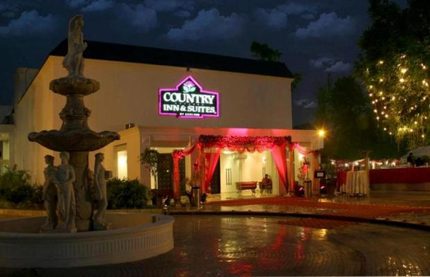 фотографии Country Inn & Suites By Carlson Delhi Satbari изображение №40