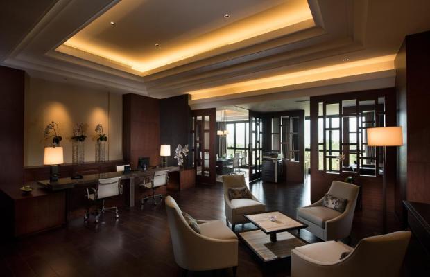 фотографии отеля Hilton Haikou Meilan изображение №27