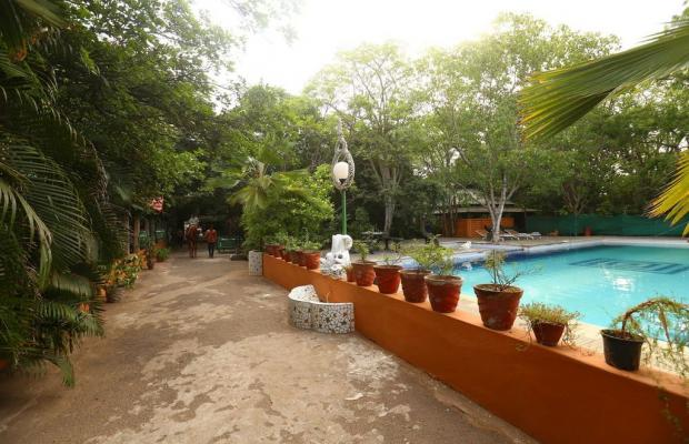 фото отеля INDeco Mahabalipuram изображение №41