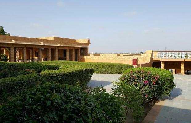 фотографии отеля Rawal Kot Jaisalmer (ех. The Gateway Hotel Rawalkot) изображение №7