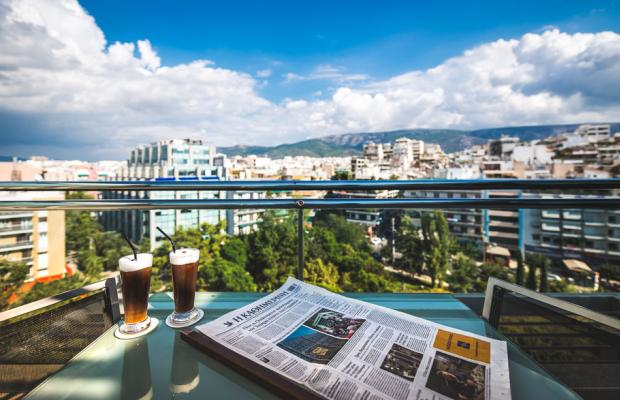 фотографии отеля The Golden Age of Athens Hotel изображение №39