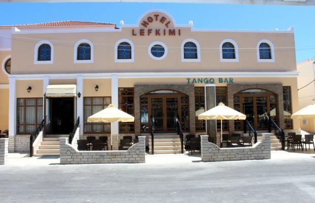 фотографии отеля Lefkimi изображение №11