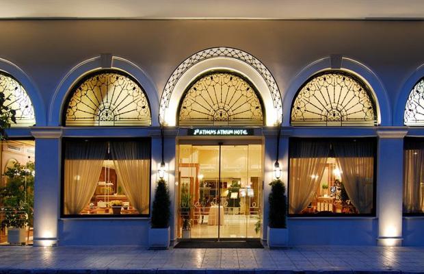 фотографии отеля Athens Atrium Hotel & Suites  изображение №39