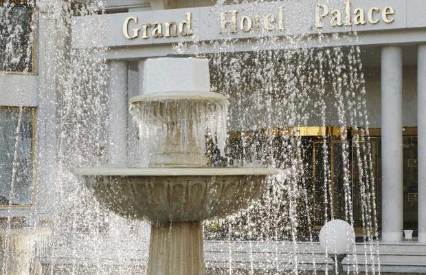 фотографии отеля Grand Hotel Palace изображение №3