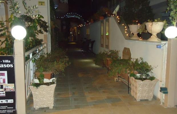 фотографии отеля Villa Pigasos изображение №11