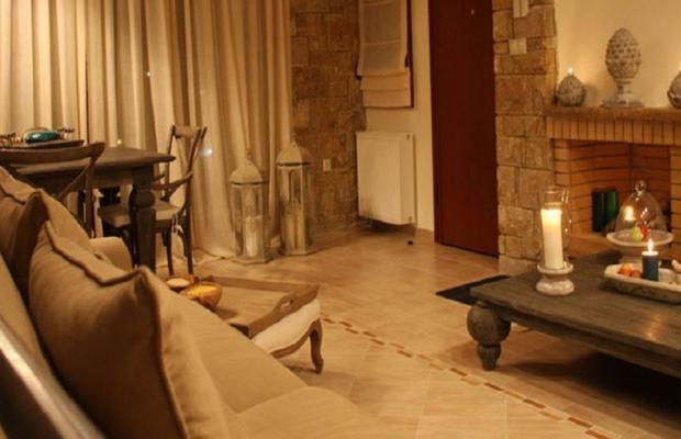 фотографии отеля Sani Luxury Villas изображение №11