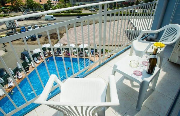 фото Bohemi Hotel изображение №30