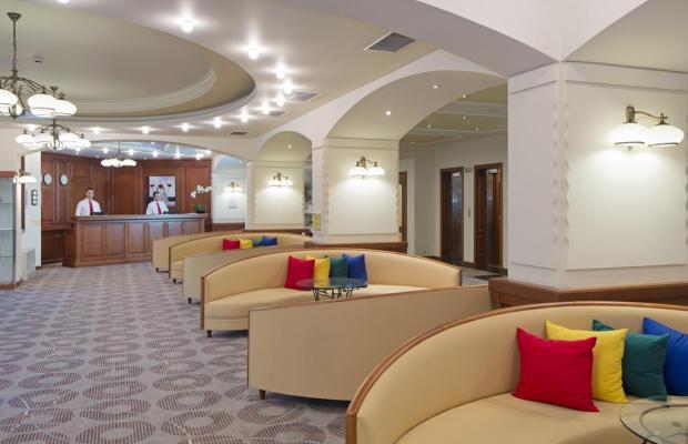 фотографии отеля Park Inn by Radisson Sofia (ex. Greenville Hotel) изображение №15