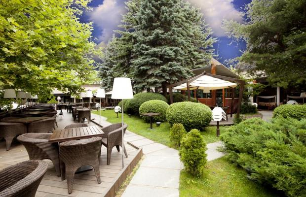 фото Hotel Marinela Sofia (ex. Kempinski Hotel Zografski Sofia) изображение №50