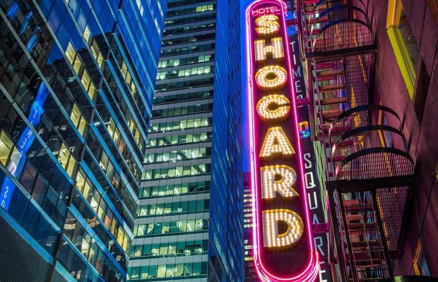 фотографии отеля Hotel Shocard (ex. 41 At Times Square) изображение №15